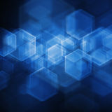 Abstract technology concept background Stock Images