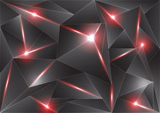 Abstract  technology concept background, vector illustration Royalty Free Stock Photos