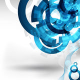 Abstract technology design Stock Photography