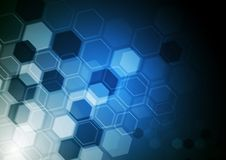 Abstract technology design Stock Image