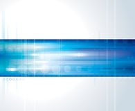 Abstract Background. Abstract technology digital blue background Stock Photography
