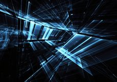 Abstract technology illustration, background, Stock Images