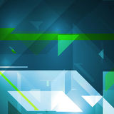 Abstract technology illustration Stock Images