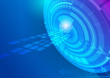 Abstract technology innovation digital Stock Photography
