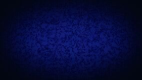 Abstract Technology Light Dots Shades Background