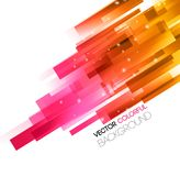 Abstract technology lines vector background Royalty Free Stock Images