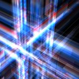 Abstract technology luminous background. 3d abstract background computer concept Royalty Free Stock Images
