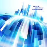 Abstract  technology motion design background Stock Photography