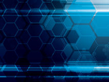Abstract technology vector background Stock Images