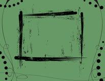 Abstract tekst ruimteontwerp Stock Afbeelding