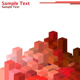 Abstract template Stock Photography