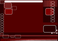 Abstract template in red wine Royalty Free Stock Photography