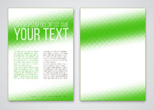 Abstract template Royalty Free Stock Images