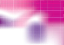 Abstract tender background. White, violet and pink Stock Photography