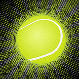 Abstract tennis background Royalty Free Stock Images
