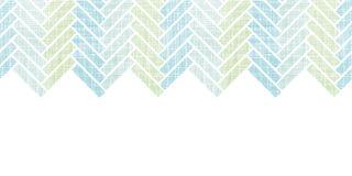 Abstract textiel horizontaal strepenparket stock illustratie