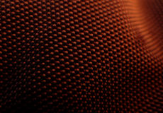 Abstract Textile Fibers. Abstract close up to textile fibers stock photo