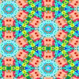 Abstract Textile Pattern Royalty Free Stock Photos