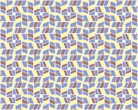 Abstract textile pattern or texture Royalty Free Stock Image