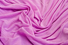 Abstract textile waves Royalty Free Stock Images