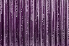 Abstract textural strips of violet color Stock Photos