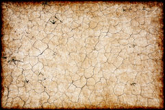 mud dirt abstract texture frame Stock Images