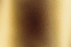 Abstract texture background, glowing rough bronze steel plate.  royalty free stock image