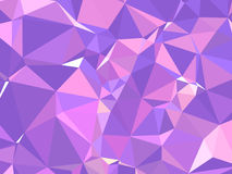 Abstract texture and background. A multicolored, beautiful texture with shadows and volume, made with the help of a gradient. Stylized multicolored abstraction Stock Illustration
