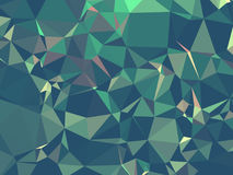 Abstract texture and background. A multicolored, beautiful texture with shadows and volume, made with the help of a gradient. Stylized multicolored abstraction Royalty Free Illustration