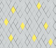 Abstract texture background, seamless vector. Vector seamless geometric pattern.Texture rhombus. Mosaic Stock Images