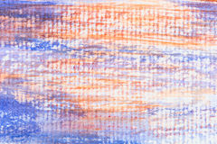 Abstract and texture background watercolor on paper stock illustration