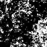 Abstract texture black and white in grunge style. Stock Image