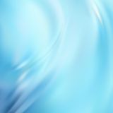 Abstract Texture, Blue Silk Royalty Free Stock Photo