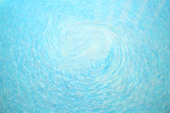 Abstract texture of blue waves Stock Photos