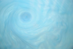 Abstract texture of blue waves Stock Images