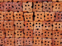 Abstract texture of bricks Stock Image