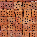 Abstract texture of bricks Royalty Free Stock Photography