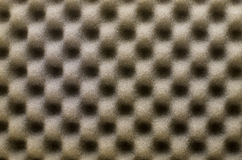 Abstract texture of brown wave sponge use for background or backdrop Stock Photos