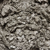 Abstract texture of cement mortar Stock Photography