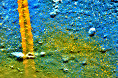 Abstract texture and colour Royalty Free Stock Photos