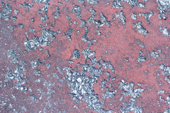 Abstract texture in concrete, creating two different colors Stock Photo