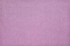 Abstract texture of fabric or paper of pink color Stock Photography