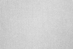 Abstract texture of fabric or paper of white color Royalty Free Stock Photos