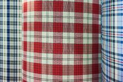 Abstract texture, fabric plaid texture. Abstract texture, fabric plaid texture, Cloth background,  fashion concept design Royalty Free Stock Photography