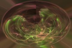 Abstract texture fractal energy backdrop pattern wave shape magic fl ame explosion fantasy design curve. Abstract shiny digital fractal fantasy design background stock illustration
