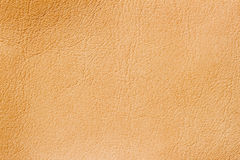 Abstract texture of genuine leather, Light Peach color, for designer background , backdrop, substrate, composition use. Texture of background for a designer Stock Photo
