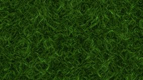 Abstract texture of green fibers. Abstract texture of green fibers, similar to wool or algae - realistic background illustration stock image