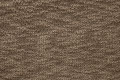 Abstract texture jersey of dark brown color Royalty Free Stock Image