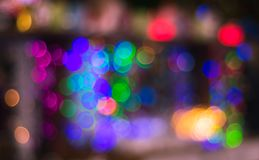 Abstract texture, light bokeh background stock image