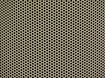 Abstract texture - metal grill. Close up of a metal grill royalty free stock photography